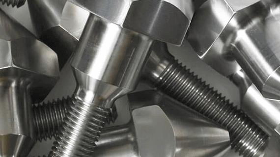 Timely rotation of the inlet screws will increase the service life of these parts.