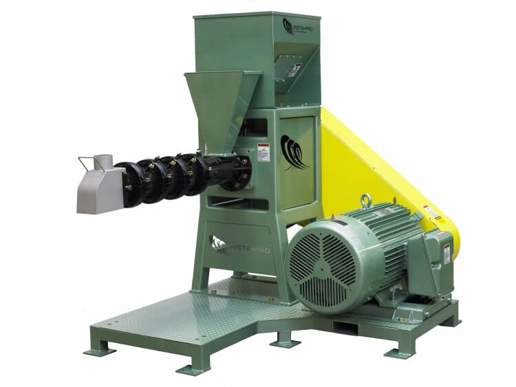 High Shear Dry Extruder