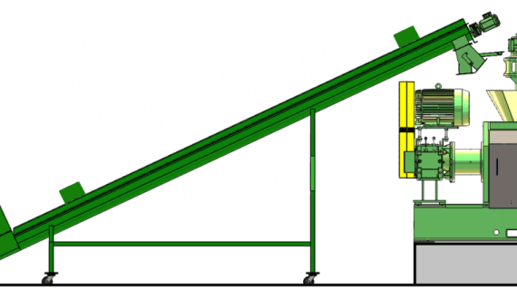 Vented Conveyor Length